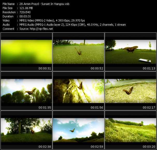 Armin Prayd video screenshot