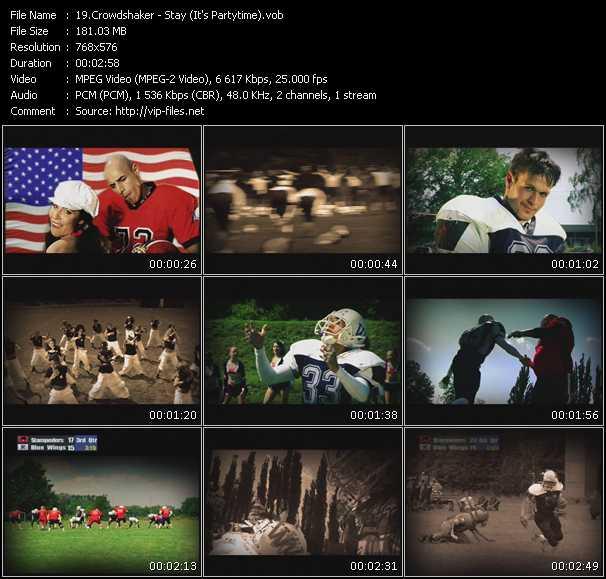 Crowdshaker video screenshot