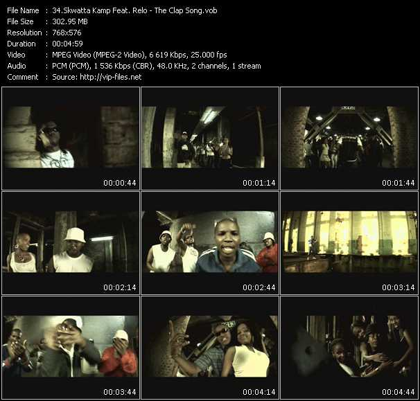 Skwatta Kamp Feat. Relo video screenshot