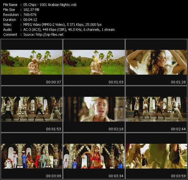 Chipz video screenshot