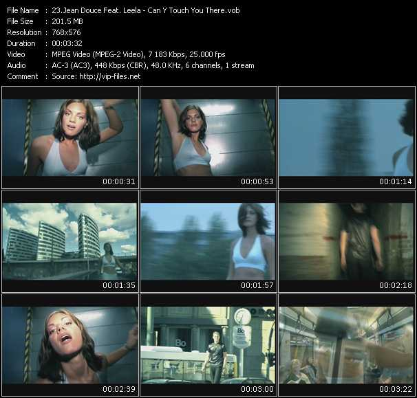 Jean Douce Feat. Leela video screenshot