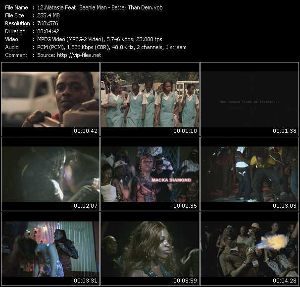 Natasja Feat. Beenie Man video screenshot