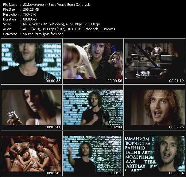Nevergreen video screenshot