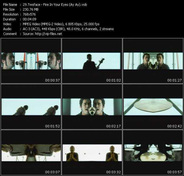Twoface video screenshot