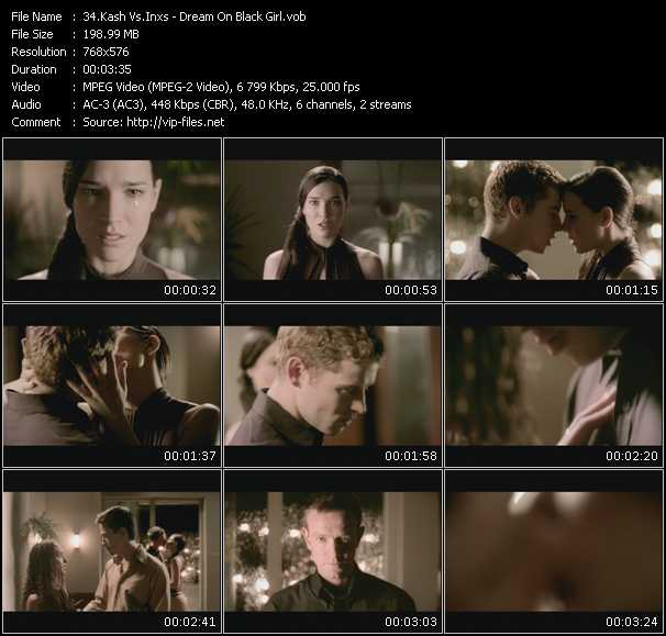 Kash Vs. Inxs video screenshot