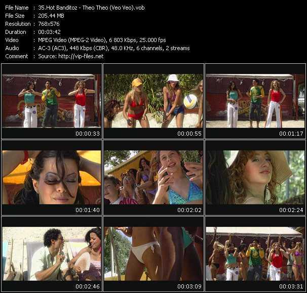 Hot Banditoz video screenshot