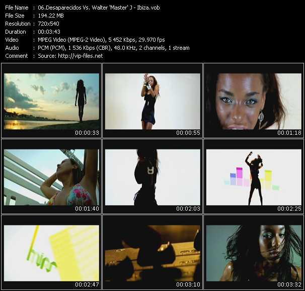 Desaparecidos Vs. Walter Master J video screenshot
