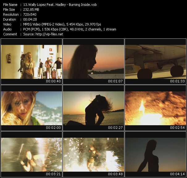 Wally Lopez Feat. Hadley video screenshot