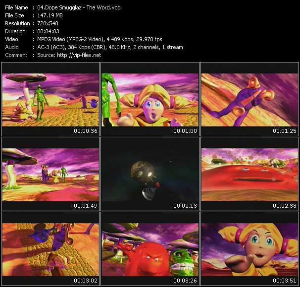 Dope Smugglaz video screenshot