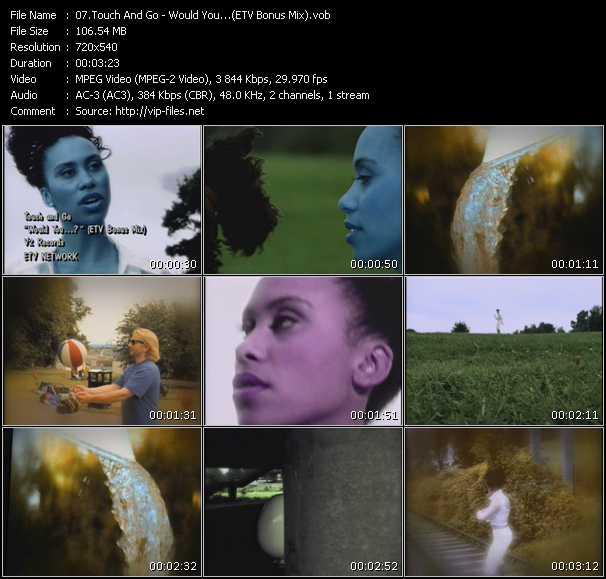 video Would You...? (ETV Bonus Mix) screen