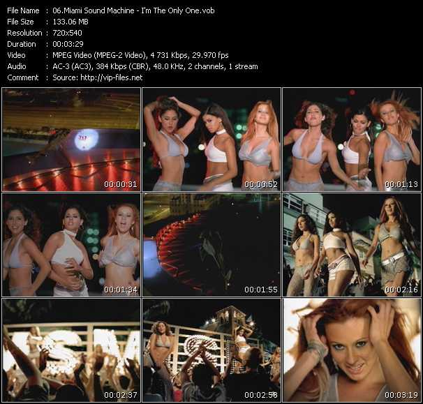 Msm (Miami Sound Machine) video screenshot