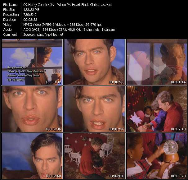 Harry Connick Jr. video screenshot