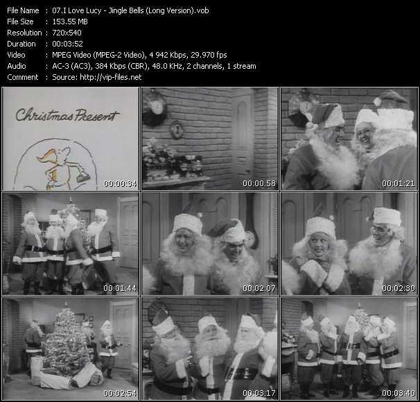 I Love Lucy video screenshot