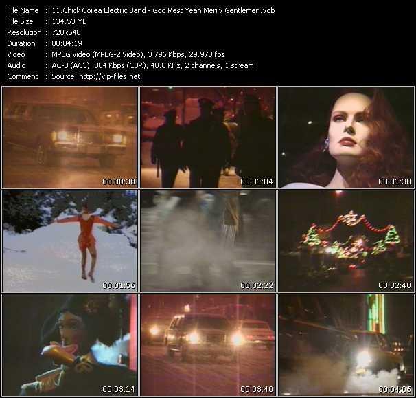 Chick Corea Electric Band video screenshot