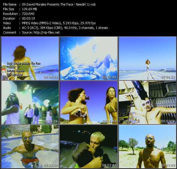 David Morales Presents The Face video screenshot