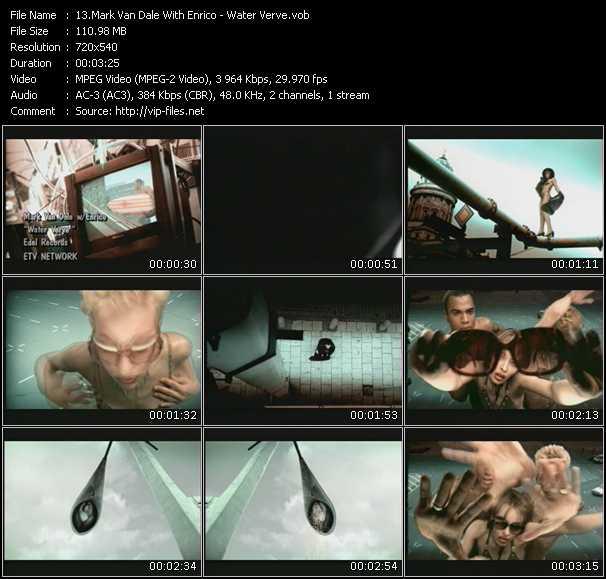 Mark Van Dale With Enrico video screenshot