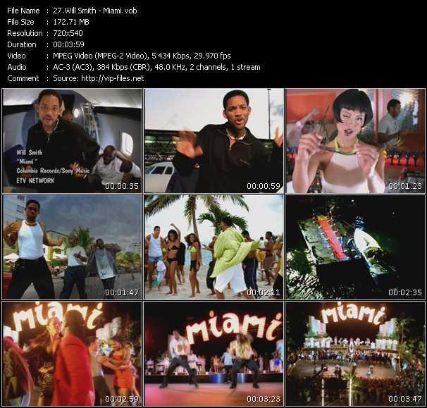 video Miami screen