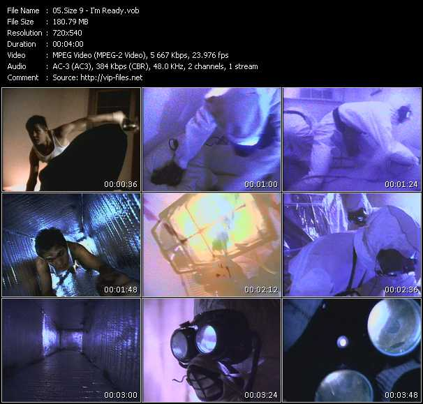 Size 9 video screenshot