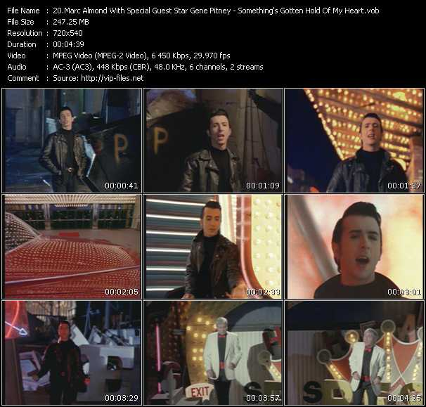 Marc Almond With Special Guest Star Gene Pitney video screenshot