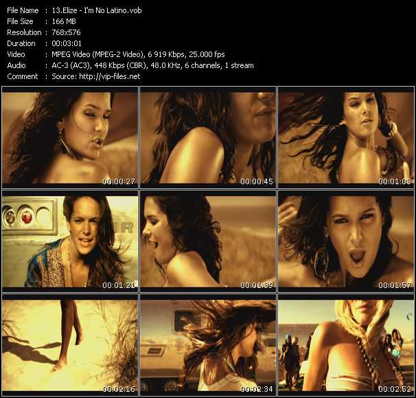 Elize video screenshot