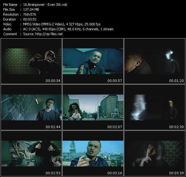 Brainpower video screenshot
