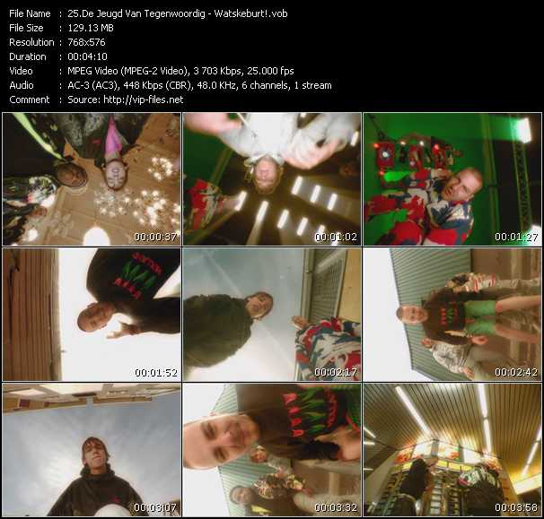 De Jeugd Van Tegenwoordig video screenshot