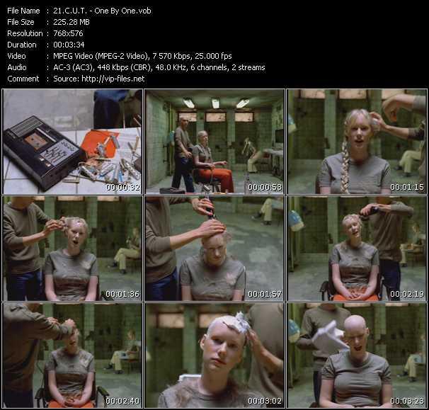 C.U.T. video screenshot