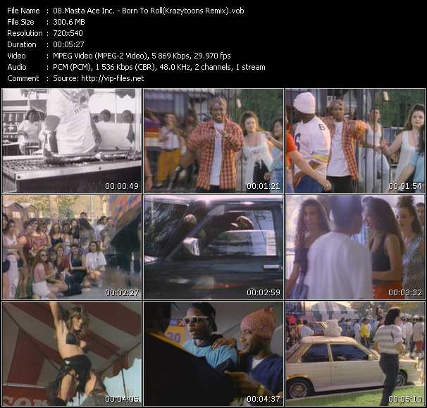 Masta Ace Inc. video screenshot