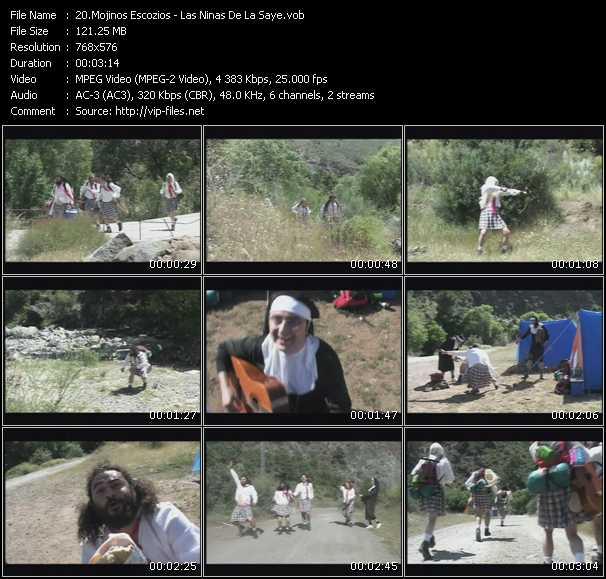 Mojinos Escozios video screenshot