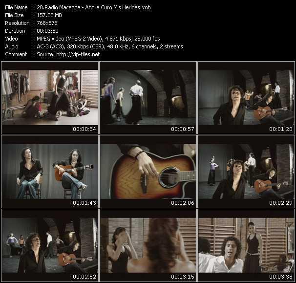 Radio Macande video screenshot