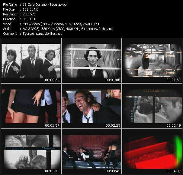 Cafe Quijano video screenshot