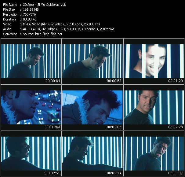 Roel video screenshot