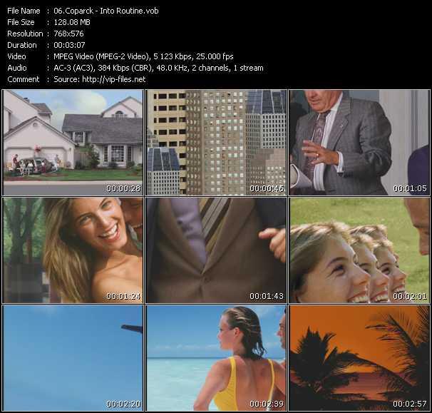 Coparck video screenshot