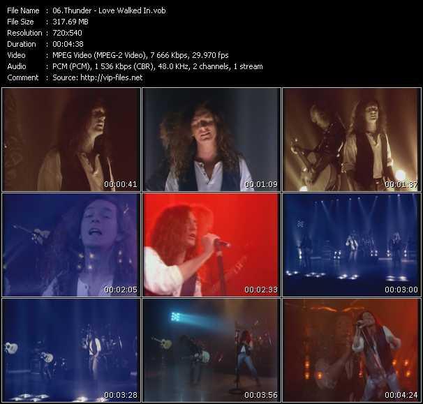 Thunder video screenshot