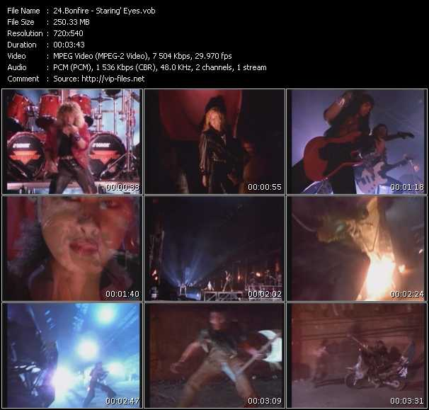 Bonfire video screenshot