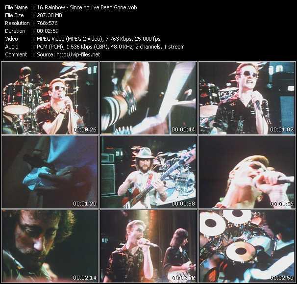 Rainbow video screenshot