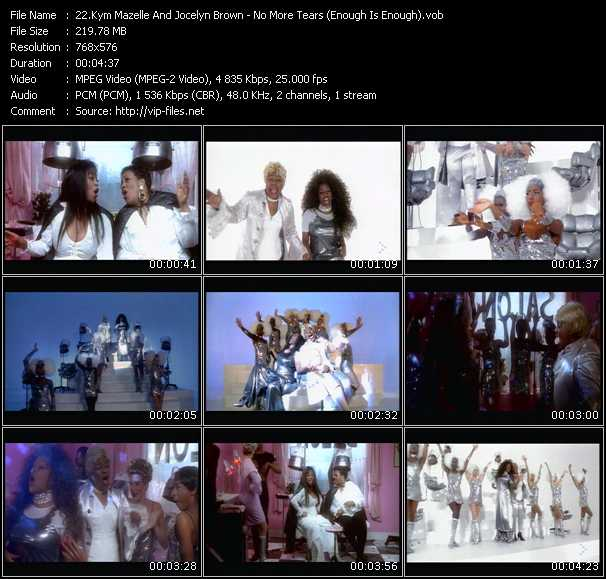 Kym Mazelle And Jocelyn Brown video screenshot