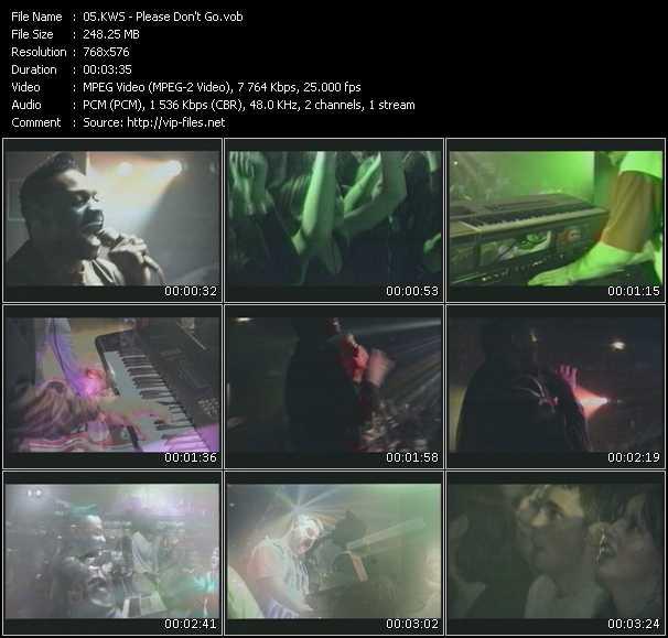 Kws (K.W.S.) video screenshot