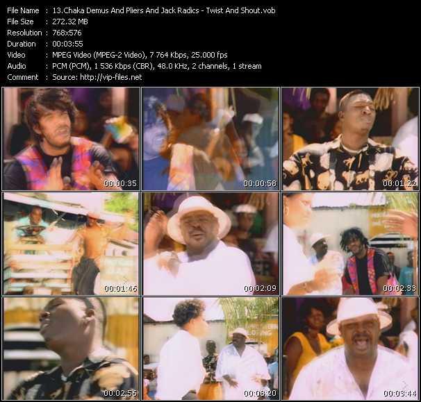 Chaka Demus And Pliers And Jack Radics video screenshot