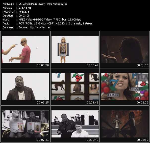 Dzham Feat. Sway video screenshot