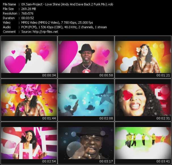 Sam-Project video screenshot