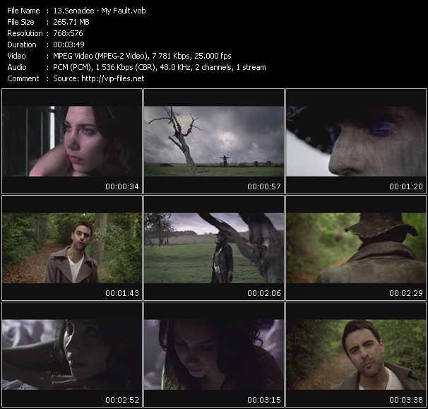 Senadee video screenshot