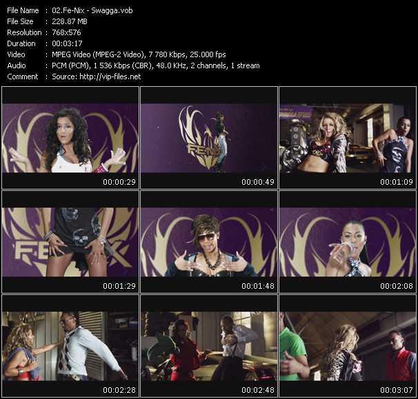 Fe-Nix video screenshot