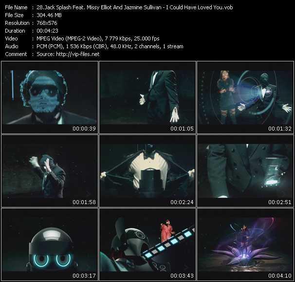 Jack Splash Feat. Missy Elliott And Jazmine Sullivan video screenshot