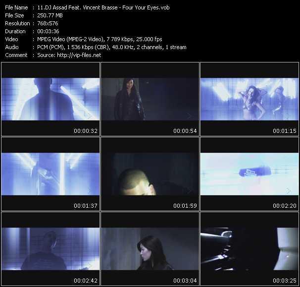Dj Assad Feat. Vincent Brasse video screenshot