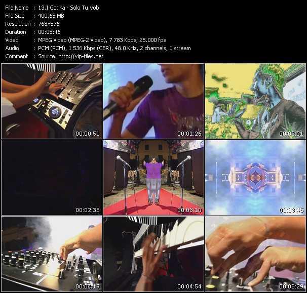 I Gotika video screenshot