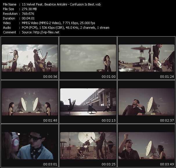 Velvet Feat. Beatrice Antolini video screenshot