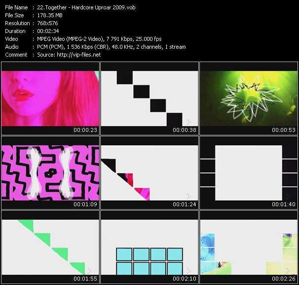 Together video screenshot