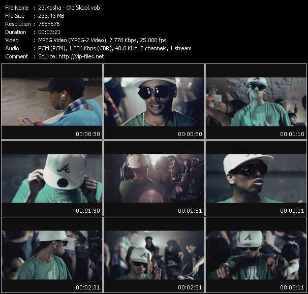 Kosha video screenshot