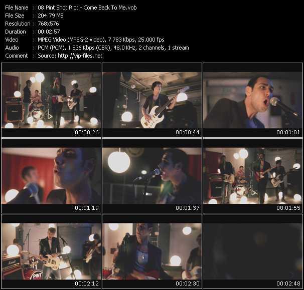 Pint Shot Riot video screenshot